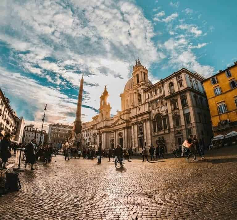 Free tour La Roma Imprescindible