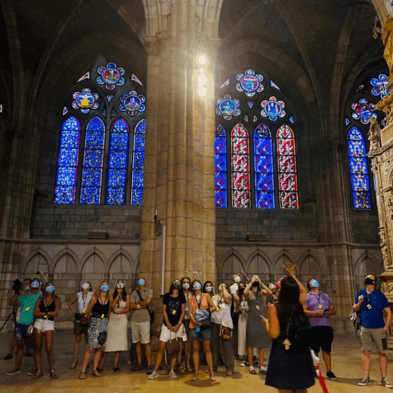 Free Tour Catedral de León