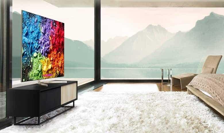 Nueva gama de televisores LG 2018