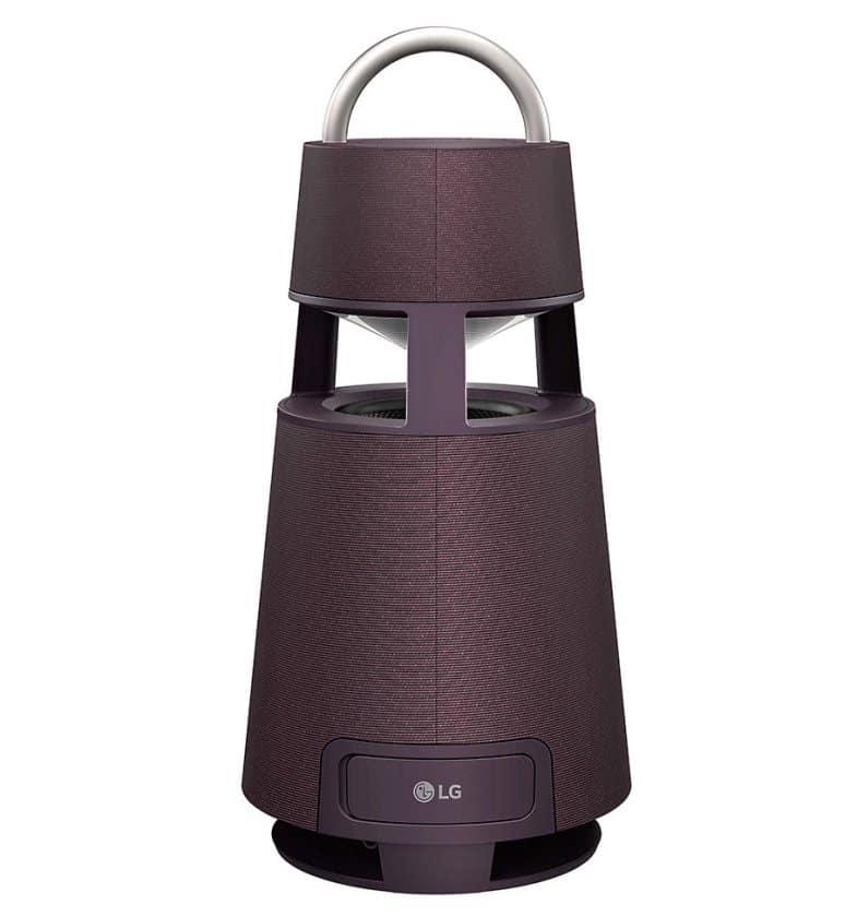 Diseño nuevo altavoz con sonido omnidireccional XBOOM 360 RP4