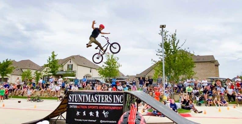 BMX Show | Windsong Ranch Events