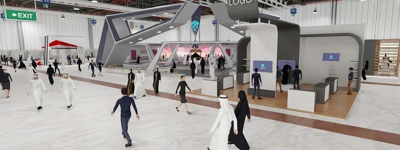 Virtual Exhibition Platform, Software & Solution