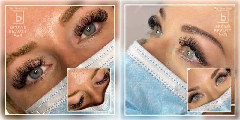 Classic eyelash extensions delaware