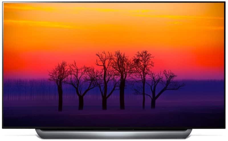 Televisor OLED de LG serie C8PLA de 2018