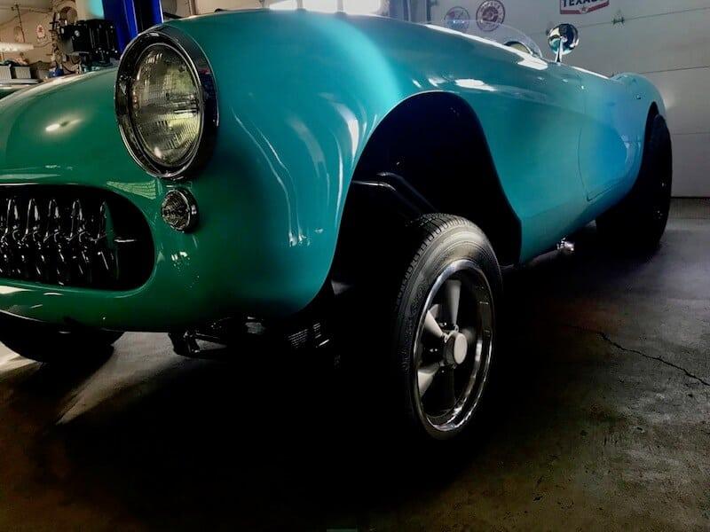 1957 Corvette Gasser