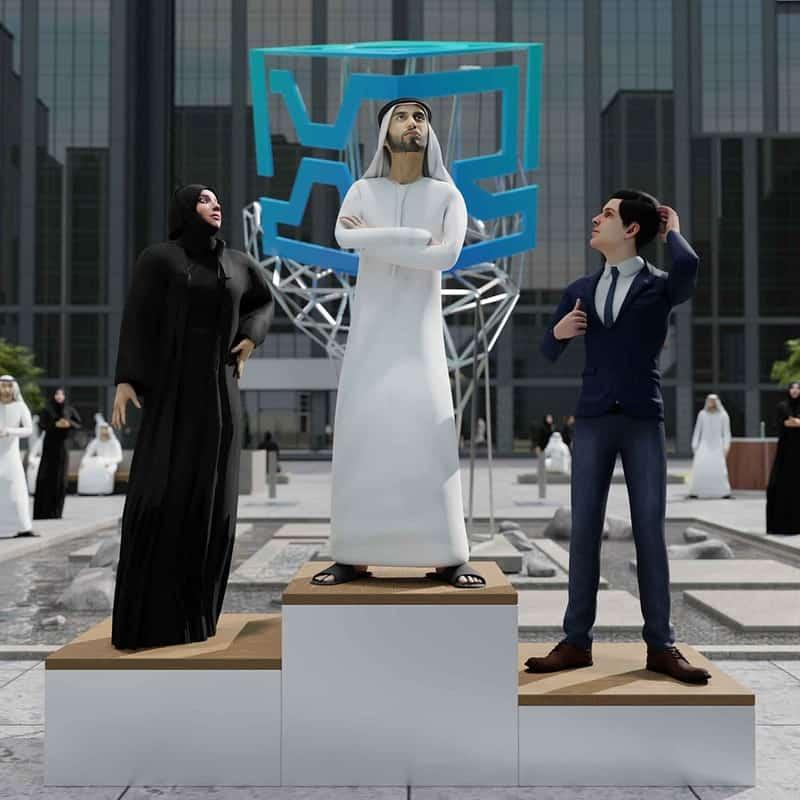 Leaderboard games for virtual events platform