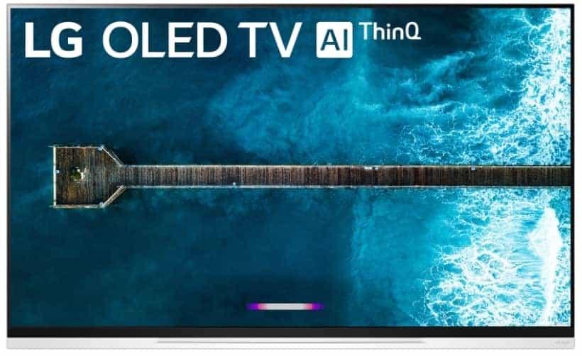 LG OLED 2019 serie E9