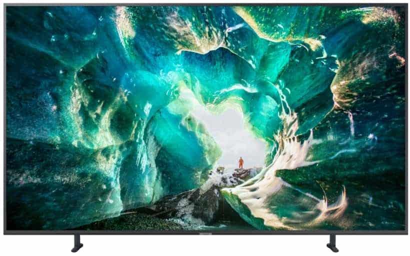 TV Samsung RU8005 2019