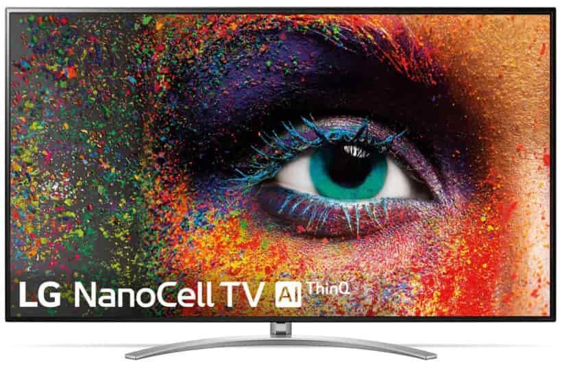 LG Nanocell 8K 75SM9900