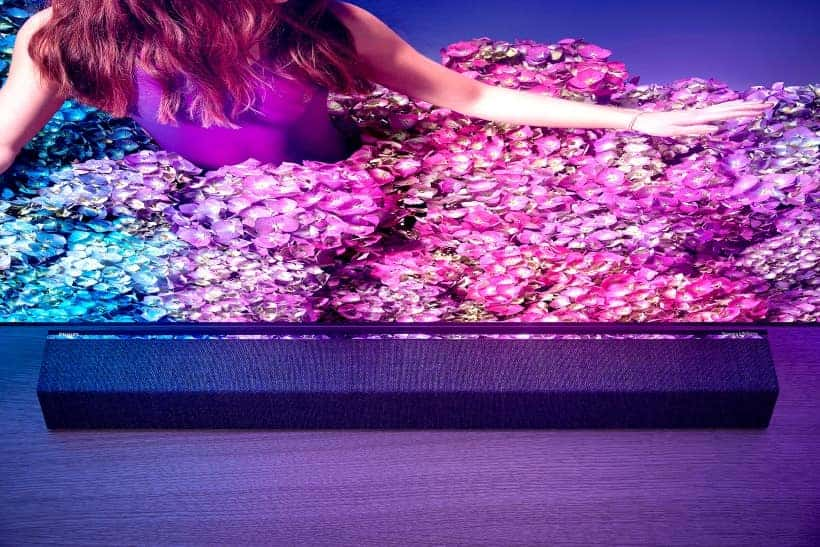 Philips OLED+934 con barra Bowers & Wilkins