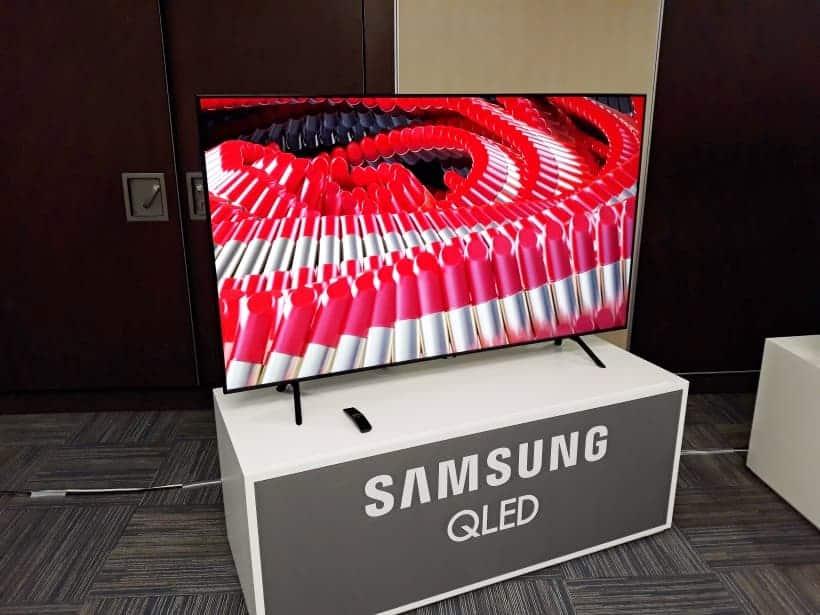 TV Samsung Q70R QLED 2019