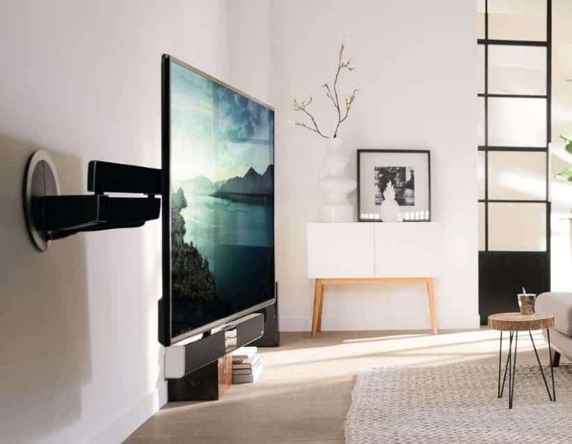 Como montar el televisor a la pared