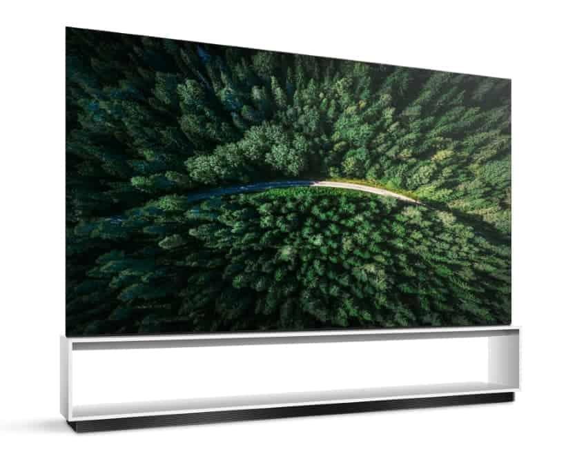LG OLED Signature 8K Z9