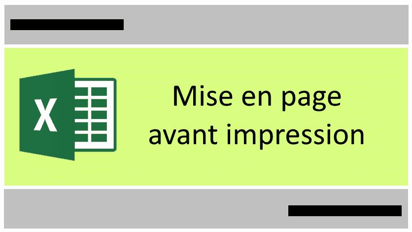 Read more about the article Réussir sa mise en page Excel avant impression