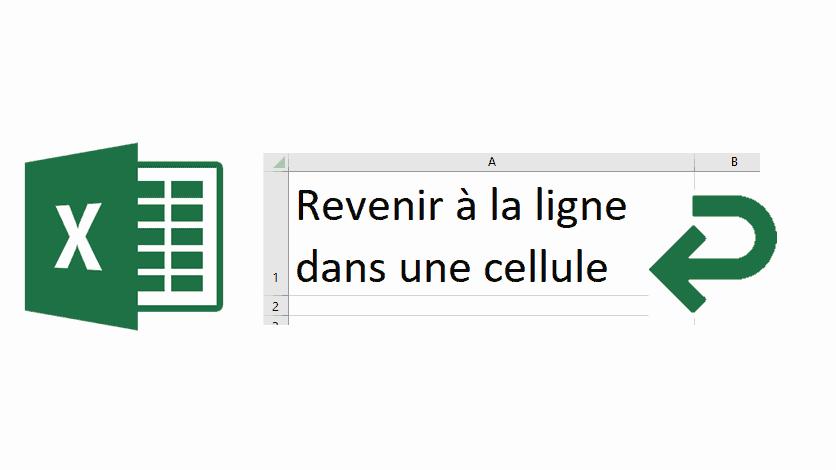 Read more about the article Revenir à la ligne dans Excel