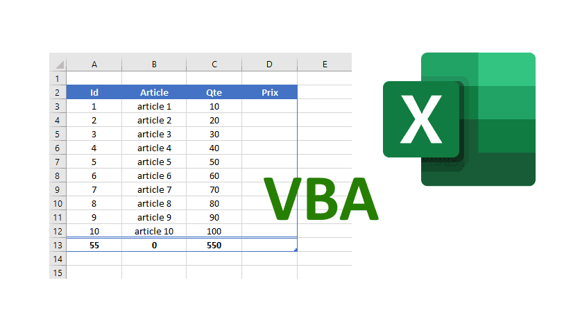 Read more about the article 5 techniques pour manipuler les tableaux Excel en VBA
