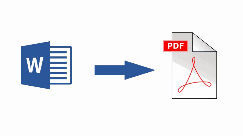 Read more about the article Convertir un fichier Word en PDF