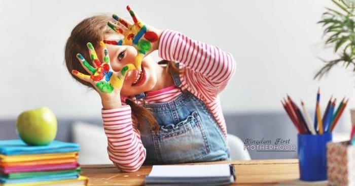 Free Curriculum for your preschooler
