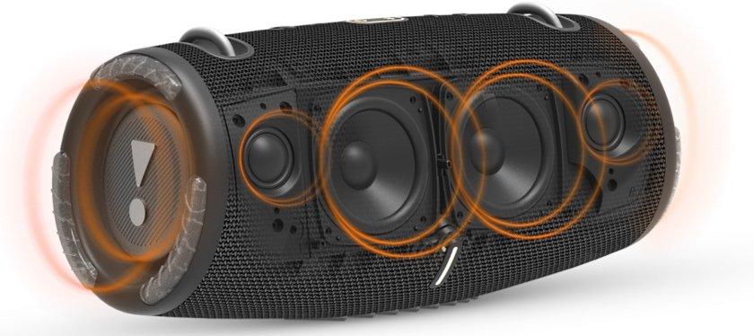 Sistema de sonido JBL Xtreme 3