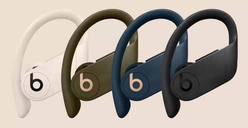 Beats Powerbeats Pro disponible en varios colores
