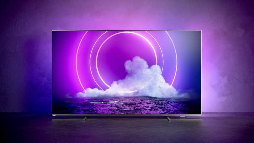 TV Philips PUS9206 Ambilight 4 lados 2021
