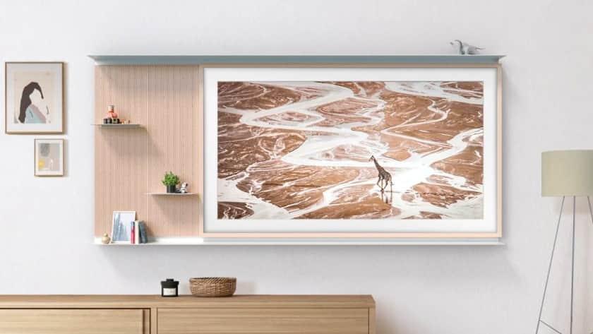 My Shelf con Samsung The Frame edición 2021