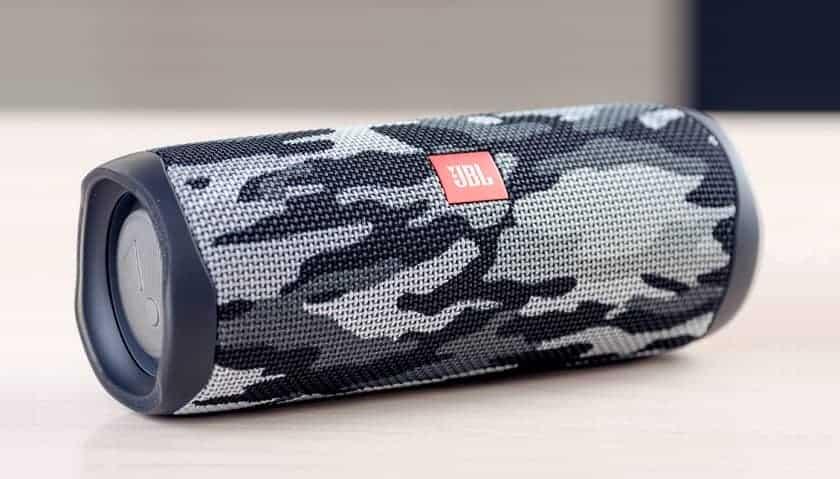 JBL Flip 5 versión camuflaje