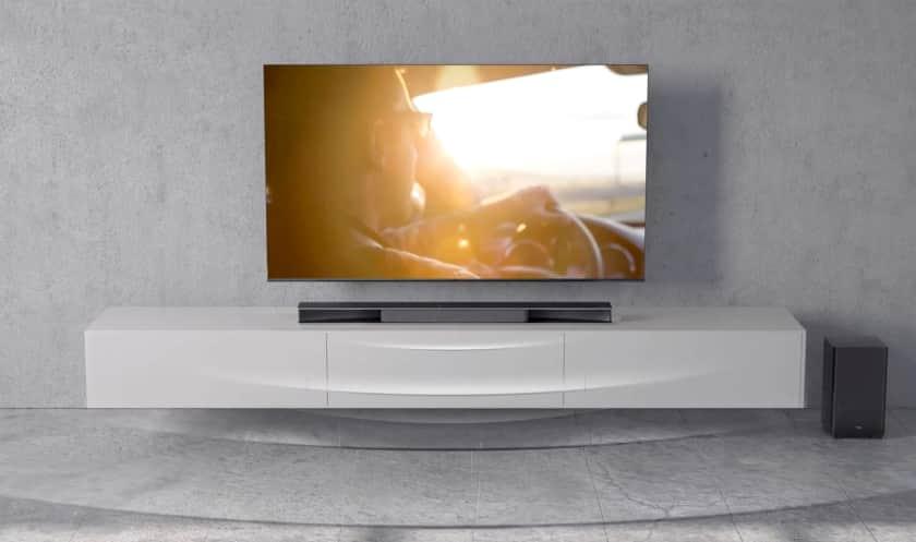 Barras de sonido TCL 2021 con Dolby Atmos