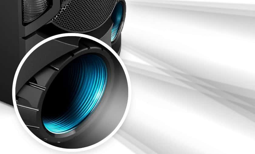 Jet Bass Booster Sony V73D y V83D
