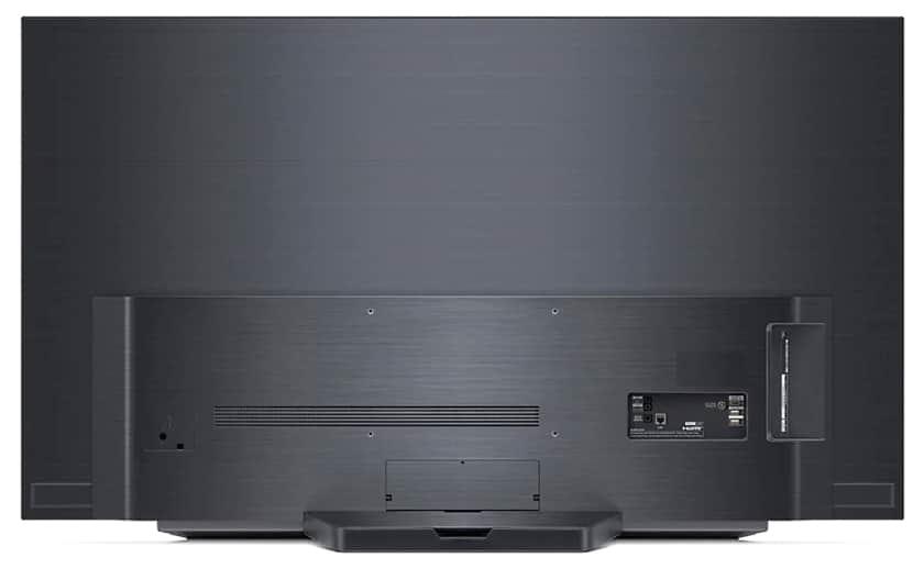 Parte trasera LG OLEDC14