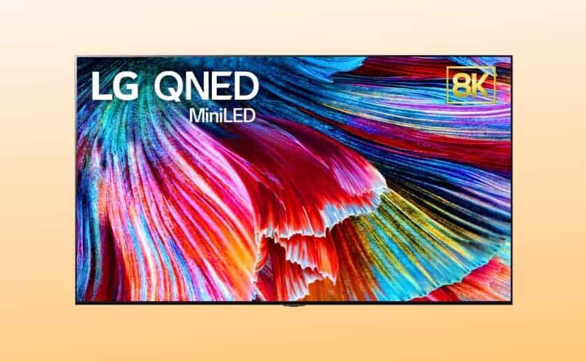 Televisores LG QNED Mini LED 2021