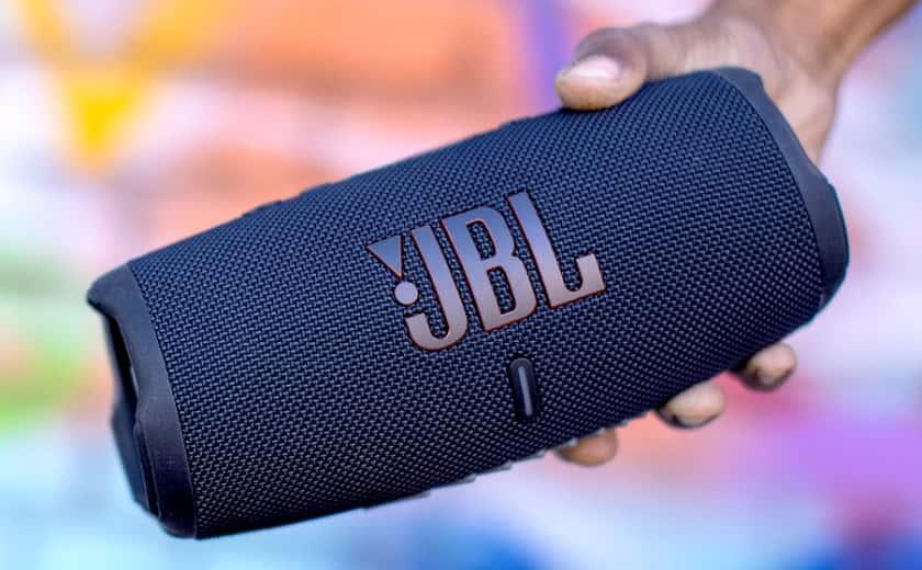 Altavoz portátil Bluetooth JBL Charge 5
