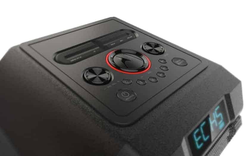Consola central Motorola Sonic Maxx 820