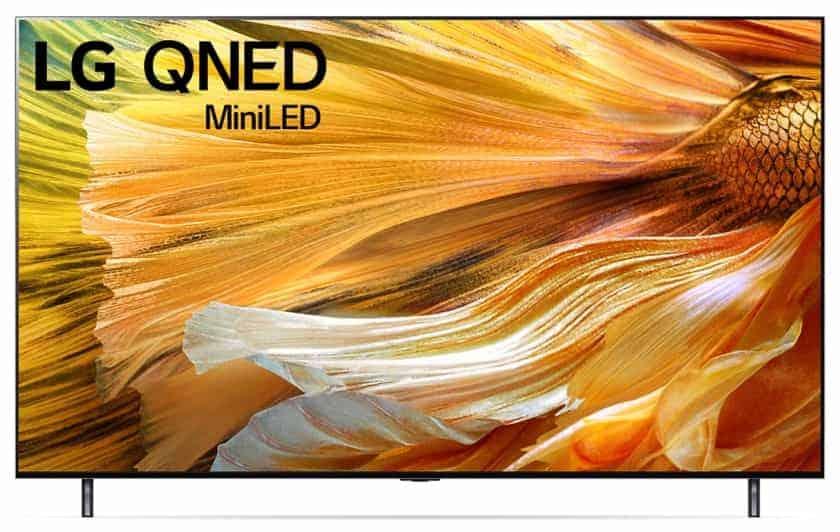 LG QNED 906 NanoCell Mini LED 8K gama 2021