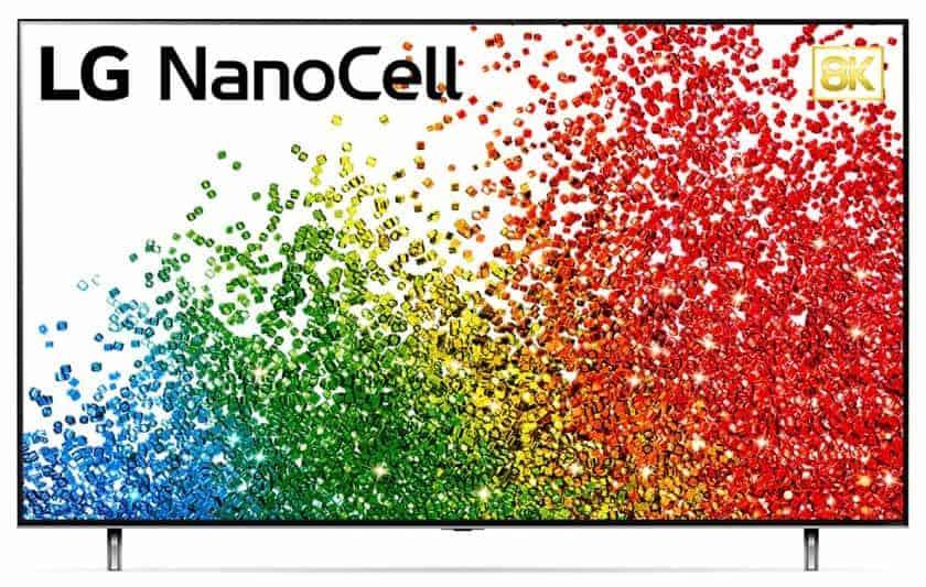 LG NANO99 8K 2021 NanoCell