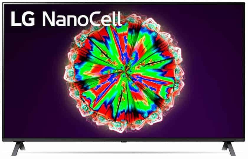 LG NANO806NA NanoCell 2020