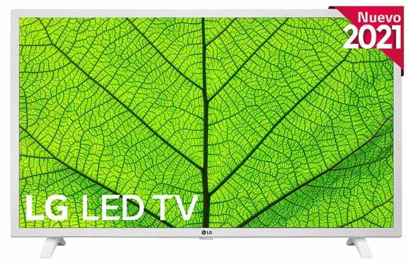 LG 32LM6380 TV HD color blanco