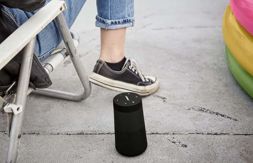 Nuevo Bose SoundLink Revolve 2