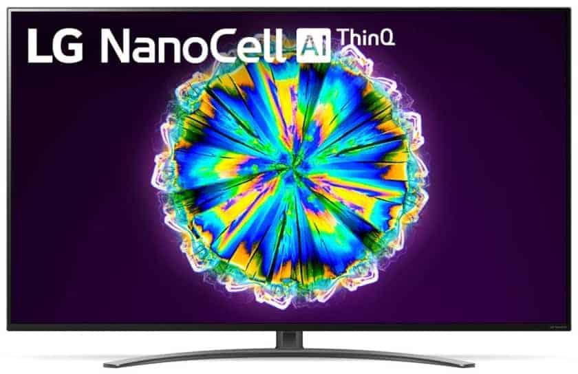LG NANO866NA NanoCell 4K 2020