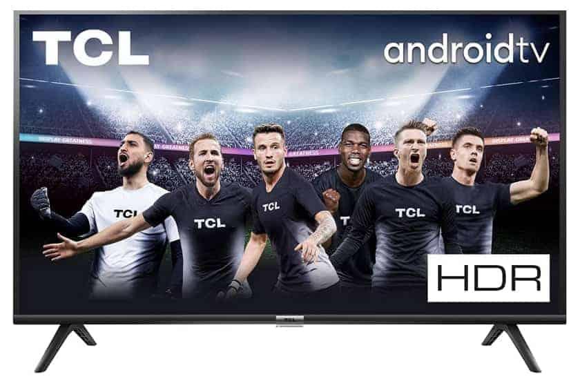 TCL 32ES560 Smart TV 32 pulgadas con Android TV