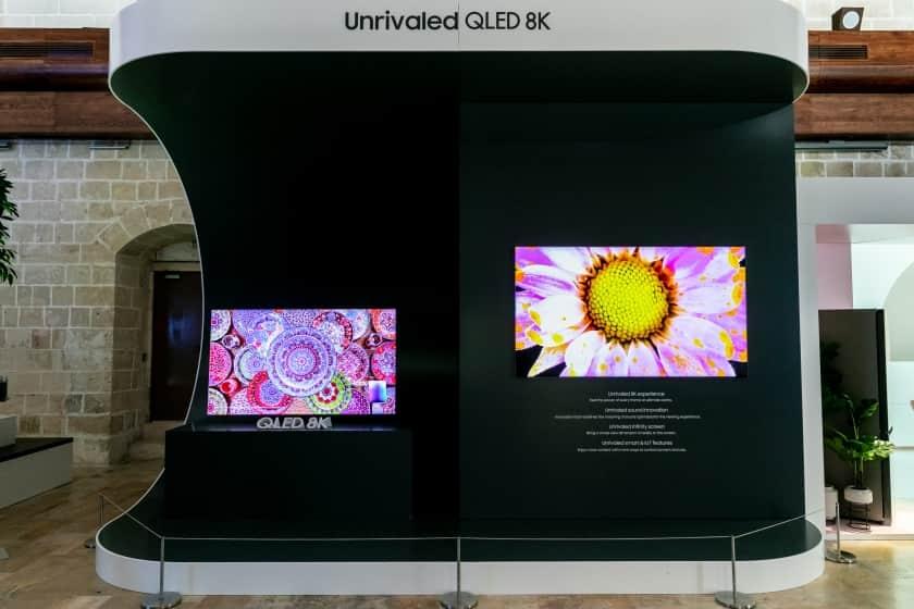 TV Samsung 8K 2020