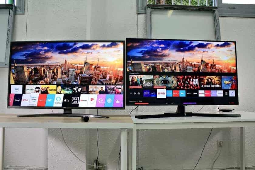 Smart TV UN81006 y TU8505