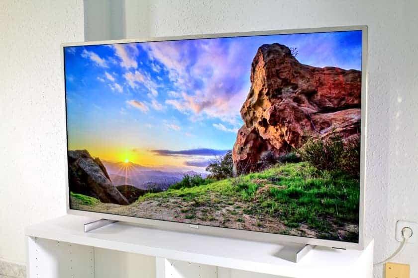 Review TV Philips PUS7555 análisis y opinión