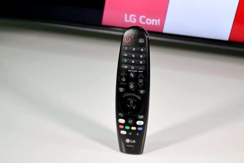 Mando Magic Control de LG