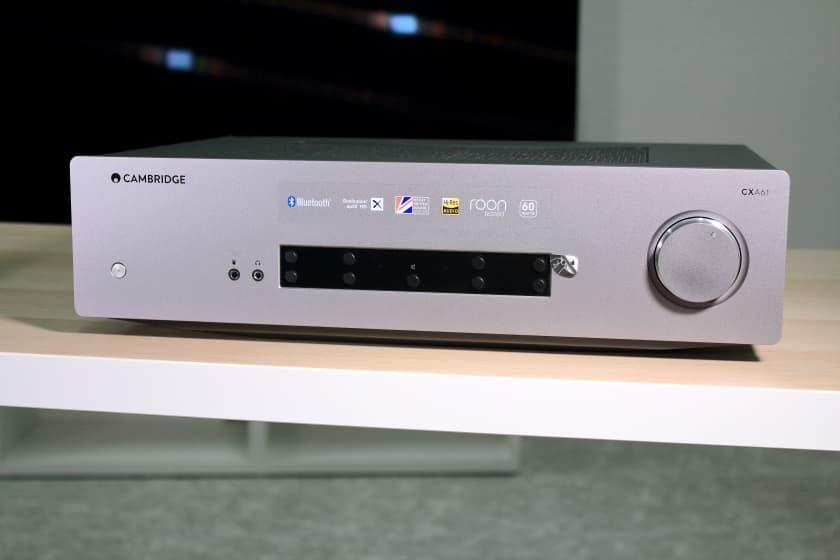 Amplificador Cambridge Audio CXA61 - Análisis y opinión