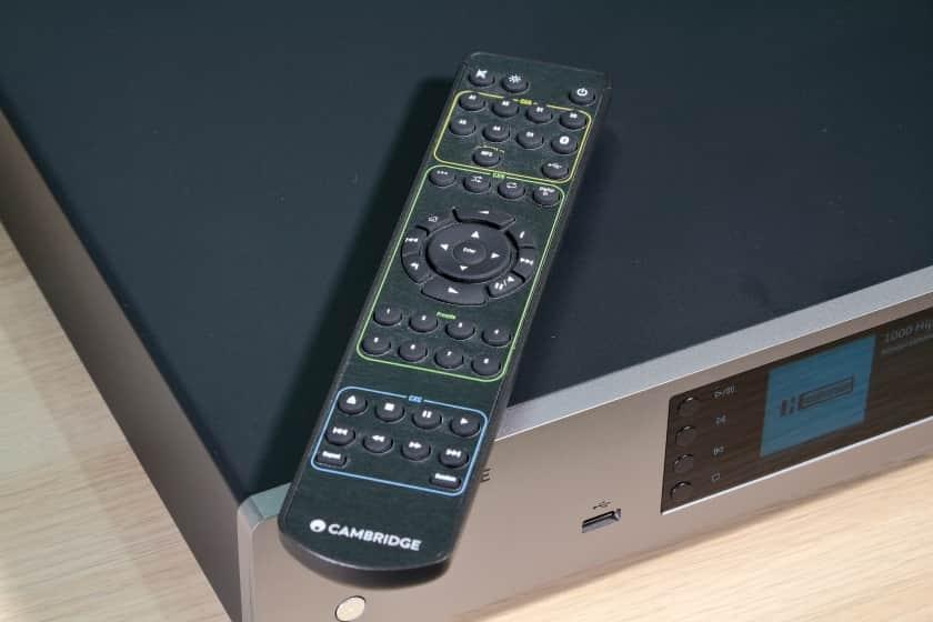 Mando a distancia Cambridge Audio serie CX