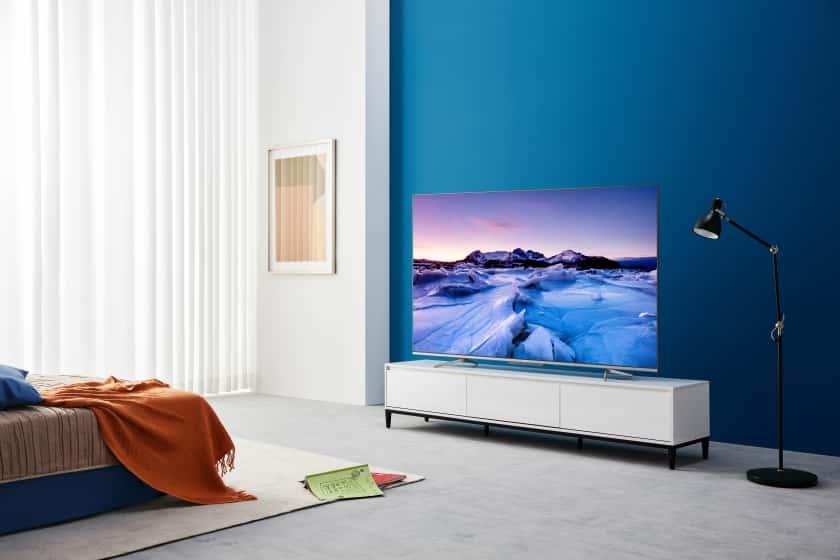 Serie P725 TV UHD 4K 2021 de TCL