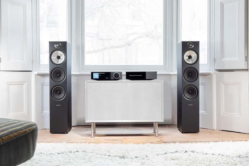 Nuevos reproductores todo en uno Evo 150 y Evo 75 de Cambridge Audio