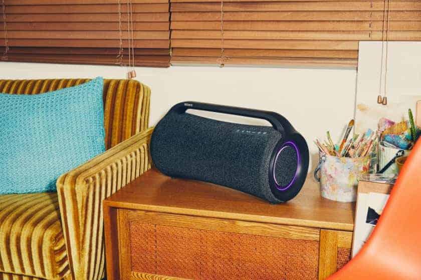 Sony SRS-XG500 nuevo altavoz Bluetooth
