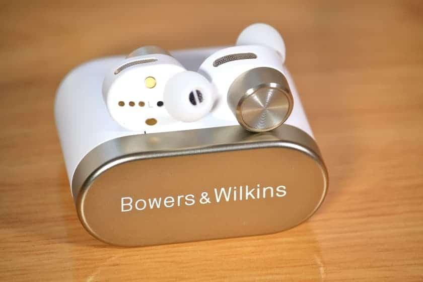 Estuche de carga Bowers & Wilkins PI7 True Wireless